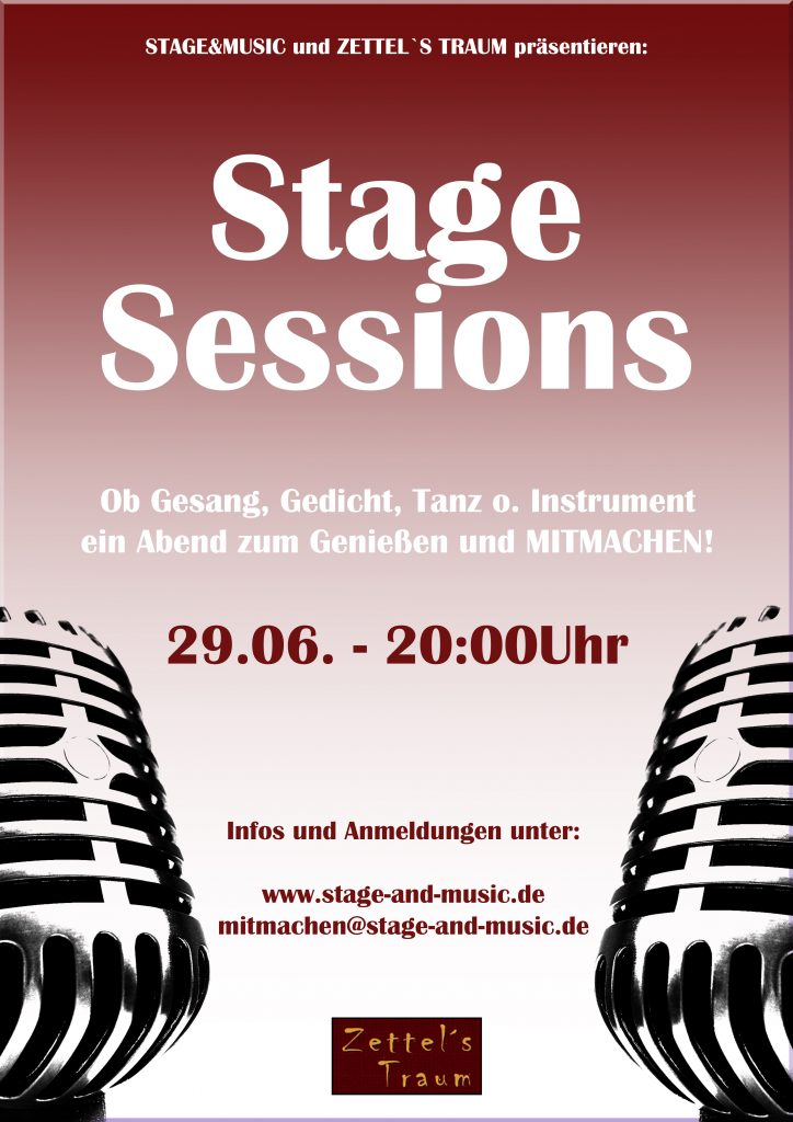 Stage Session Juni 2018